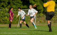 6462 Girls JV Soccer v NW-School 100814