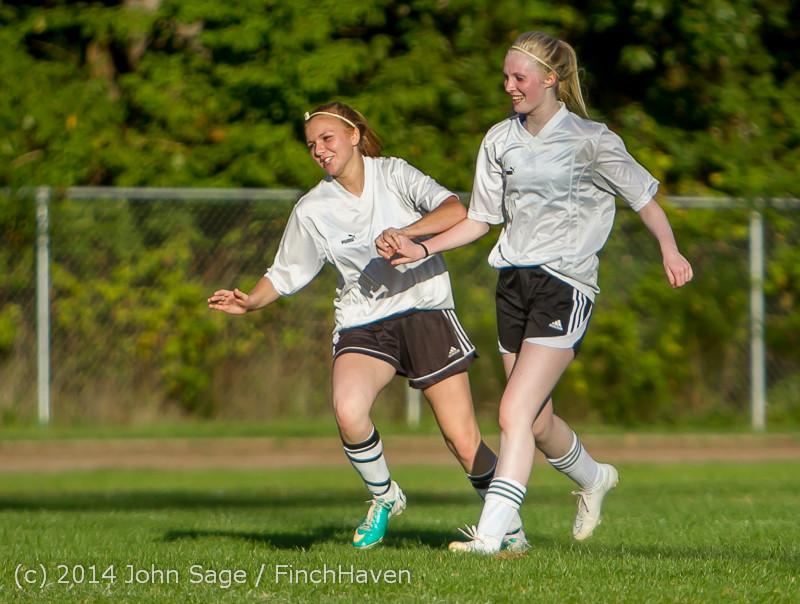 6474 Girls JV Soccer v NW-School 100814