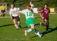 6496 Girls JV Soccer v NW-School 100814