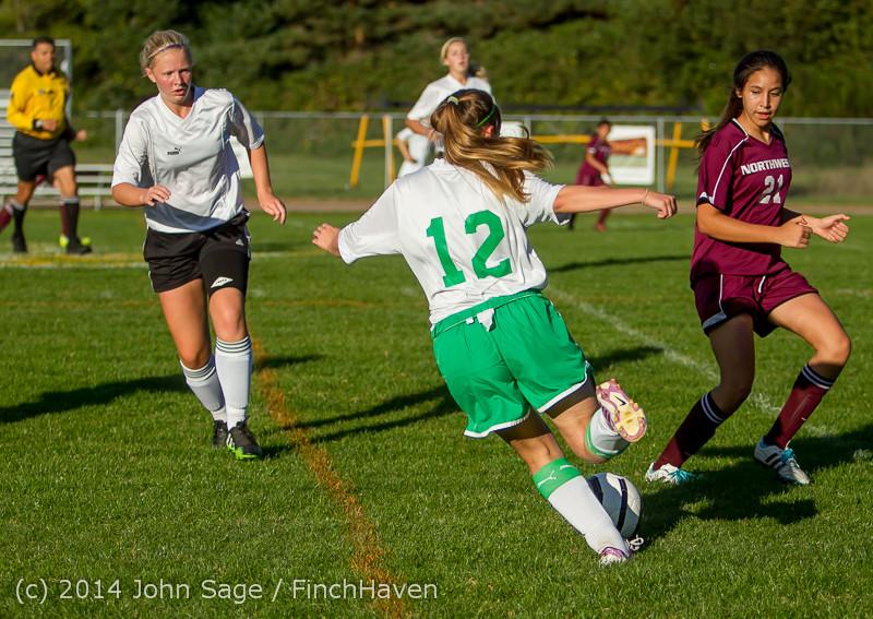 6497 Girls JV Soccer v NW-School 100814