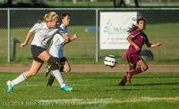 6508 Girls JV Soccer v NW-School 100814