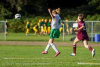 6523 Girls JV Soccer v NW-School 100814