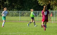 6536 Girls JV Soccer v NW-School 100814