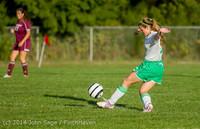 6575 Girls JV Soccer v NW-School 100814