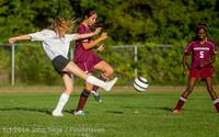 6579 Girls JV Soccer v NW-School 100814
