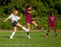 6581 Girls JV Soccer v NW-School 100814