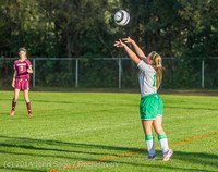6585 Girls JV Soccer v NW-School 100814
