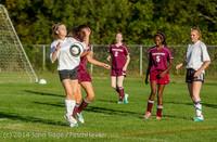 6589 Girls JV Soccer v NW-School 100814
