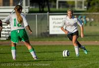 6613 Girls JV Soccer v NW-School 100814