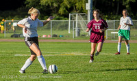 6625 Girls JV Soccer v NW-School 100814