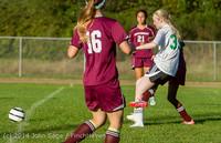 6633 Girls JV Soccer v NW-School 100814