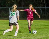 6643 Girls JV Soccer v NW-School 100814