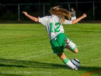 6664 Girls JV Soccer v NW-School 100814