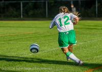 6666 Girls JV Soccer v NW-School 100814