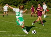6678 Girls JV Soccer v NW-School 100814