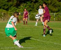 6679 Girls JV Soccer v NW-School 100814