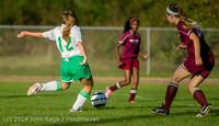 6723 Girls JV Soccer v NW-School 100814