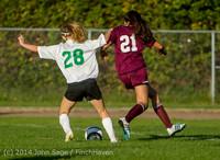 6739 Girls JV Soccer v NW-School 100814