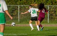 6741 Girls JV Soccer v NW-School 100814