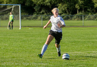 6761 Girls JV Soccer v NW-School 100814