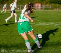 6771 Girls JV Soccer v NW-School 100814