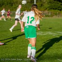 6774 Girls JV Soccer v NW-School 100814