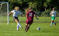 6784 Girls JV Soccer v NW-School 100814