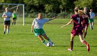 6792 Girls JV Soccer v NW-School 100814