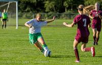 6793 Girls JV Soccer v NW-School 100814