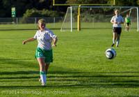 6799 Girls JV Soccer v NW-School 100814