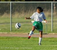6822 Girls JV Soccer v NW-School 100814