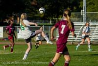 6854 Girls JV Soccer v NW-School 100814