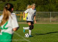 6886 Girls JV Soccer v NW-School 100814