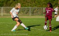 6888 Girls JV Soccer v NW-School 100814
