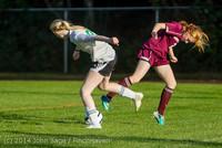 6902 Girls JV Soccer v NW-School 100814