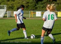6906 Girls JV Soccer v NW-School 100814
