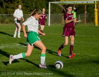 6921 Girls JV Soccer v NW-School 100814