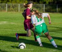 6928 Girls JV Soccer v NW-School 100814