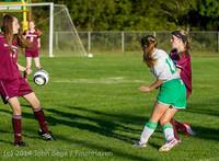 6932 Girls JV Soccer v NW-School 100814