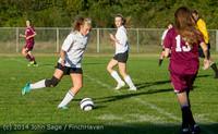 6938 Girls JV Soccer v NW-School 100814
