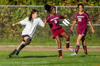 6955 Girls JV Soccer v NW-School 100814