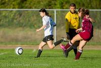 6974 Girls JV Soccer v NW-School 100814