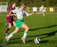 7003 Girls JV Soccer v NW-School 100814