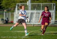 7039 Girls JV Soccer v NW-School 100814