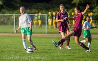 7077 Girls JV Soccer v NW-School 100814