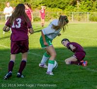 7094 Girls JV Soccer v NW-School 100814