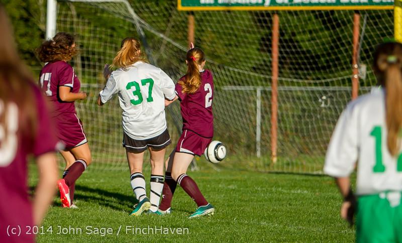 7126 Girls JV Soccer v NW-School 100814