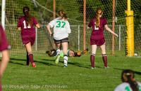 7137 Girls JV Soccer v NW-School 100814