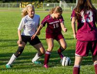 7170 Girls JV Soccer v NW-School 100814