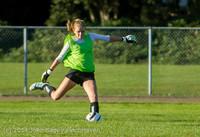 7213 Girls JV Soccer v NW-School 100814